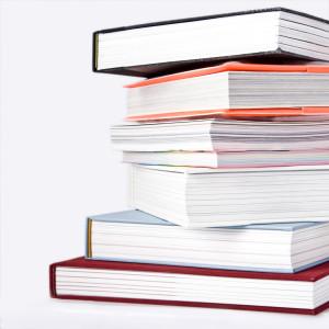 Trave med böcker